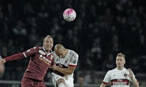 Punto insuficiente para Torino y Milan