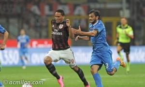 Empoli - AC Milan: lucha por Europa