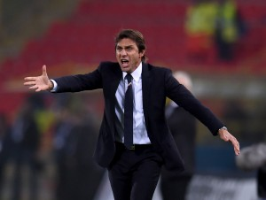 """Antonio Conte: """"Era un parido para ganar"""""""