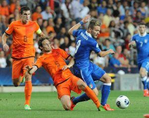 Diretta Italia vs Olanda, Live dell' amichevole