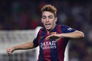 VIDEO Munir incanta il Camp Nou, ecco la rete all'Elche