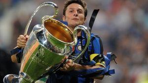"""Zanetti: """"Il derby? Rispetto le scelte di Mazzarri"""""""