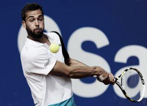 """""""Dejada Benoit"""" derrota al futuro del tenis español"""