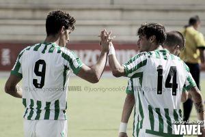 Fotos e imágenes del Betis B 3-1 Melilla, 9ª jornada del grupo IV de Segunda B