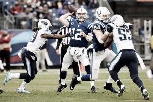 Los Colts se preparan para playoff y derrotan a los Titans