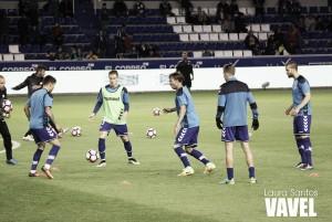 Precedentes ante el Málaga en Mendizorrotza
