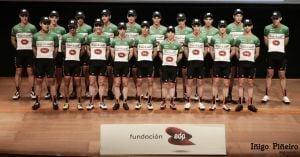 Fundación Euskadi – EDP, ciclismo de base para volver a la élite