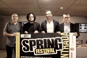 El Spring Festival apuesta por el ocio responsable en colaboración con la ONG Controla Club
