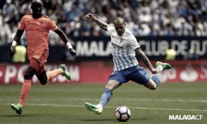 Málaga - Valencia: puntuaciones del Málaga, jornada 33 de la Liga Santander
