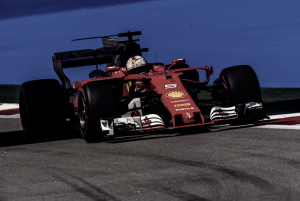 Da Sochi emerge una grande Ferrari: Vettel il più veloce nelle FP2, 2° Raikkonen