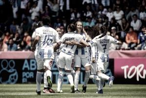 Pachuca hace historia y es campeón de copa de la Liga MX Femenil
