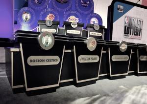 Boston Celtics confirma favoritismo e garante primeira escolha do NBA Draft 2017