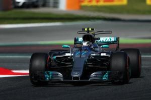 F1, GP di Spagna - Mercedes rivoluzionata