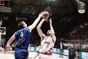 LegaBasket Serie A - Pistoia abbatte Brescia e si prende i playoff (86-62)