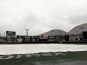 Suspenden por lluvia último de la serie en Tijuana