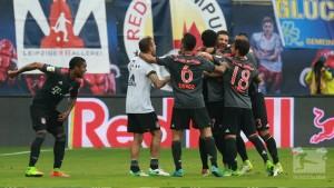 RB Leipzig 4-5 Bayern Munich: Stunning nine goal thriller ensures Champions do double over Die Roten Bullen