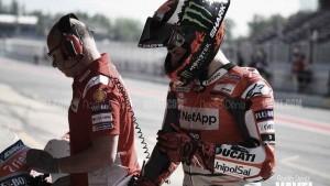 MotoGp, Gran Premio d'Austria - Lorenzo vince la battaglia con Marquez. Le parole dei primi tre dal podio