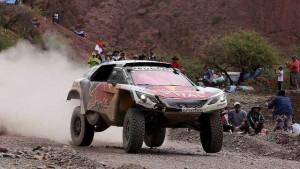 Dakar 2017: Loeb e Sunderland vincono, ma quanti errori
