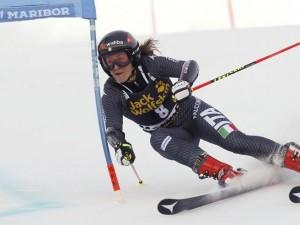 Sci Alpino: Sofia Goggia torna sul podio, vince Tessa Worley