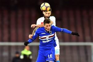Serie A - Napoli al fotofinish: Tonelli regala un successo fondamentale agli azzurri (2-1)