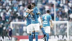 Vértigo en el Estadio Azul