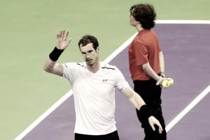 Tennis, ATP Doha - Murray vince ma non convince, Melzer piegato a fatica