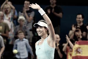WTA Brisbane - Fuori Kerber e Cibulkova, avanza la Muguruza
