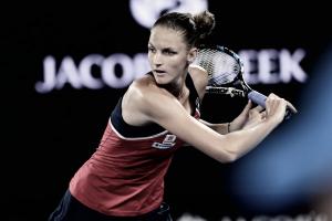 Australian Open - Pliskova d'assalto, stracciata Gavrilova