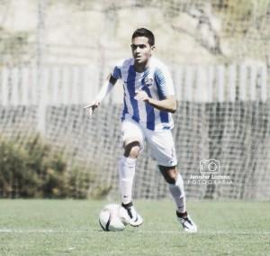 Ayrton Paéz, nuevo jugador del filial del Numancia de Soria