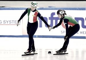Short Track, Torino 2017 - Arianna Fontana e una squadra