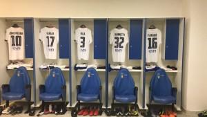Serie A, le formazioni ufficiali di Roma - Cagliari: Spalletti punta su Dzeko, Rastelli lancia Borriello