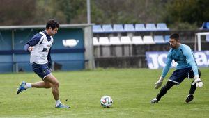 El Real Oviedo se prepara para ir a Anoeta