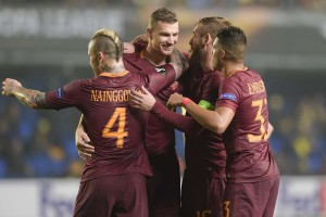 """Roma strepitosa, 4-0 al Villareal. Spalletti: """"Abbiamo una grande rosa, ci siamo"""""""