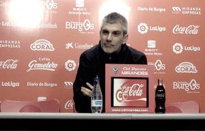 """De los Mozos:"""" Necesitamos ser campeones de estas 14 jornadas"""""""