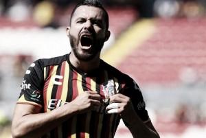Ismael Valadéz, el rugido de gol