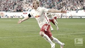 Emil Forsberg renueva con el Leipzig hasta 2022