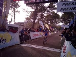 Vuelta a Andalucía 2017, 2° tappa: si impone Pinot, Contador nuovo leader