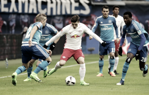 El Hamburgo consigue la victoria frente un flojo RB Leipzig