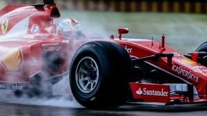 F1, Ferrari conclude i test Pirelli 2017 a Fiorano