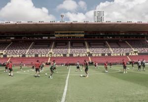 Próximos do Z-4, Sport e Chapecoense se enfrentam pelo Brasileirão