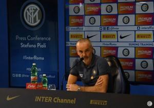 """Inter-Roma, Pioli: """"Conteranno i dettagli, dobbiamo dare il massimo"""""""