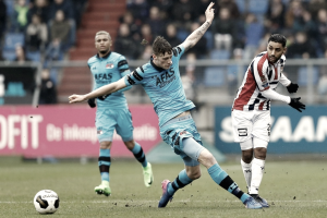 Crónica Willem II 1-1 AZ Alkmaar: empate del Willem in extremis