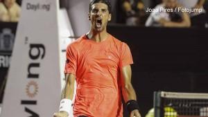 ATP Rio - Fognini avanza, Lorenzi cede a Delbonis. Bellucci ferma Nishikori