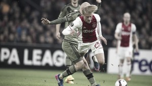 Europa League: vittoria di misura dell'Ajax, Legia eliminato