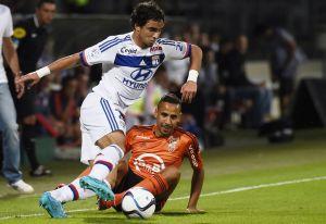 L'OL et Lorient se quittent sur un score vierge