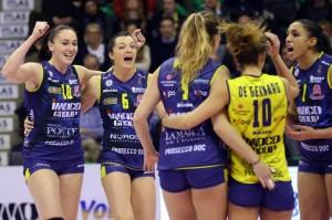 Volley - Serie A1 femminile - Busto Arsizio lotta ma cede 2-3 con Conegliano