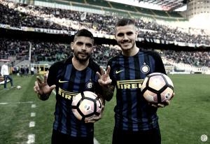 Goleada histórica del Inter a la Atalanta