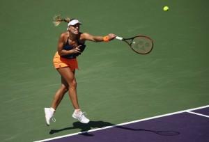 WTA - Miami Open 2017: avanzano Halep e Kerber, fuori la Keys