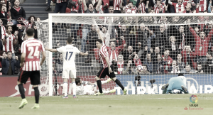 Dura derrota del Athletic en San Mamés
