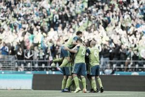 Seattle Sounders completa la fiesta con victoria